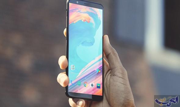 ون بلس تعلن رسمياً عن هاتف oneplus 5t