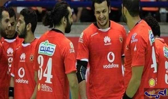 فوز الأهلي والزمالك في كأس اتحاد كرة اليد