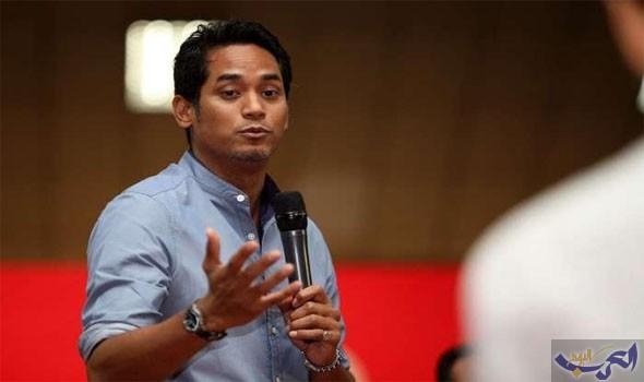 وزير الرياضة الماليزي يقود مظاهرة ضد قرار ترامب بشأن القدس