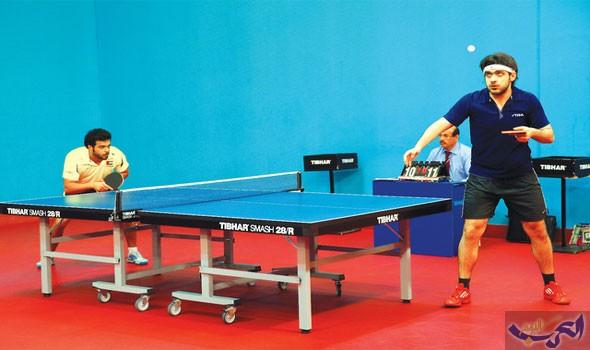 انتصارات مثيرة في دوري الناشئين البحريني لكرة الطاولة