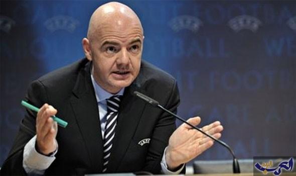 جياني إنفانتينو يُؤكّد سعادته وترحيبه بعودة كرة القدم الكويتية