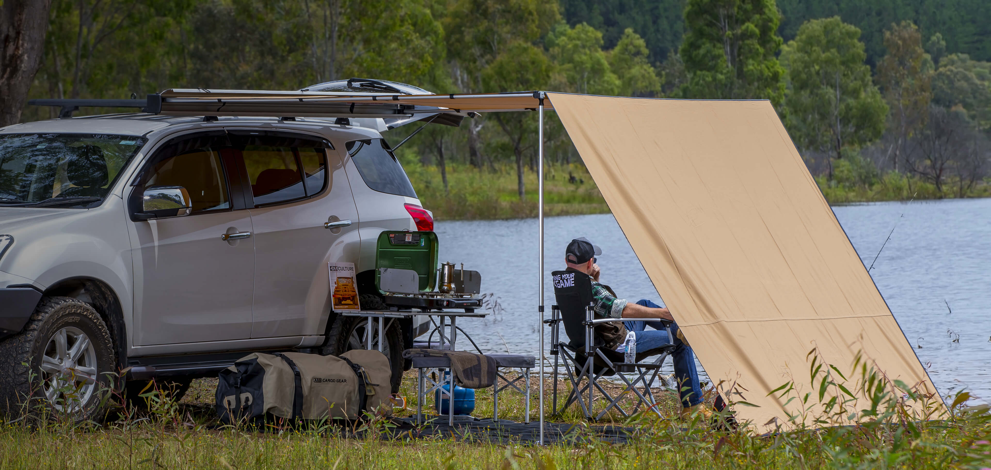 89 Camping Awnings For Cars