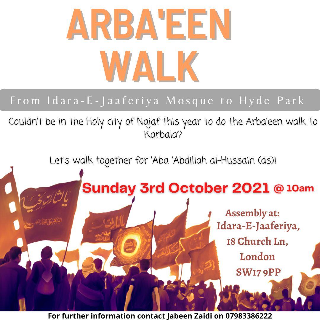 Arbaeen Walk 1