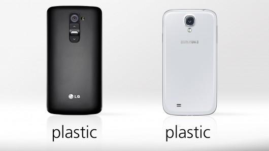 [مقارنة] LG G2 ضد Samsung Galaxy S4