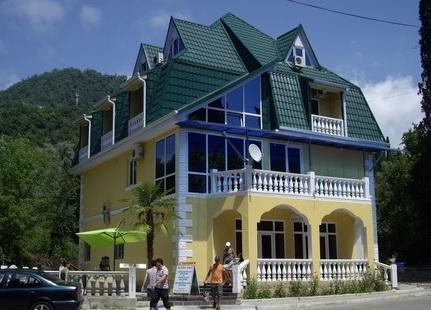 Лебедь отель Абхазия Новый Афон Арбат-тур 495 374-94-65