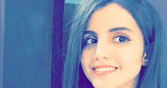 الناشطة النسوية السعودية فوز العتيبي ( إنترنت)