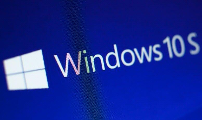 ويندوز 10 s : ما هو windows 10 s وأهم مميزاته وعيوبه