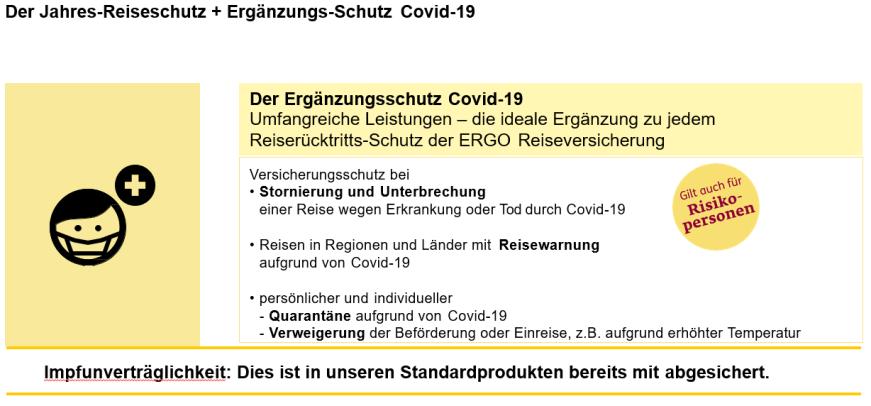 Ergänzungsschutz Covid-19