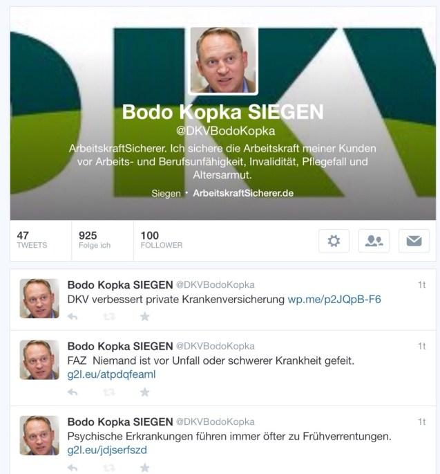 Twitter @DKVBodoKopka