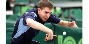 Ben larcombe table tennis