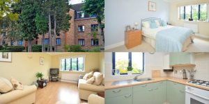 london property investment collage