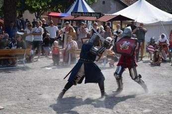 Slagsmål i parken
