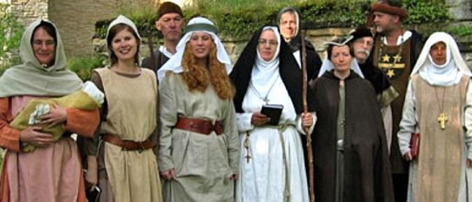 Pilgrimsfärd - Mikaeli sångare och De vandrande kvinterna