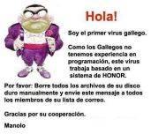 Virus gallego