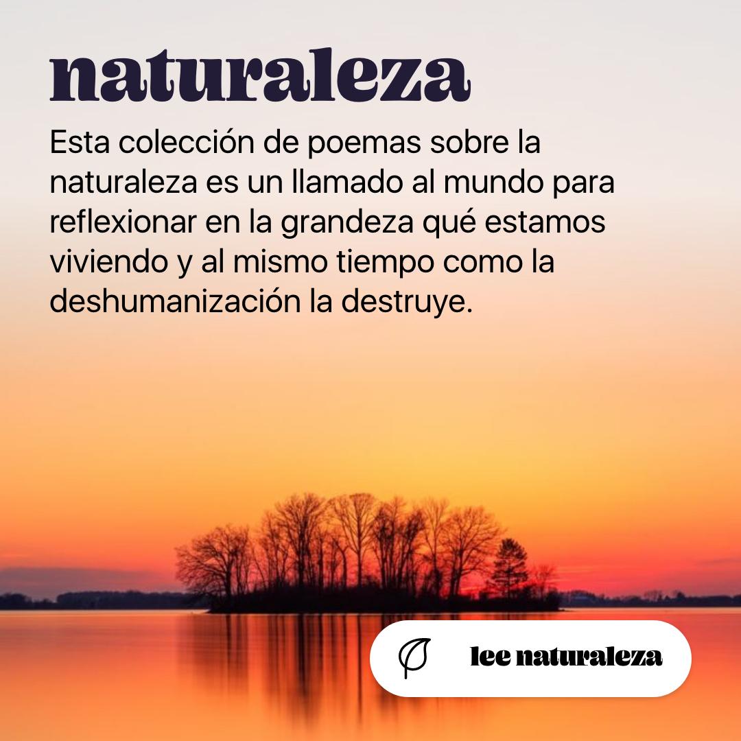 Colección de poemas de naturaleza | Arbol Fugaz