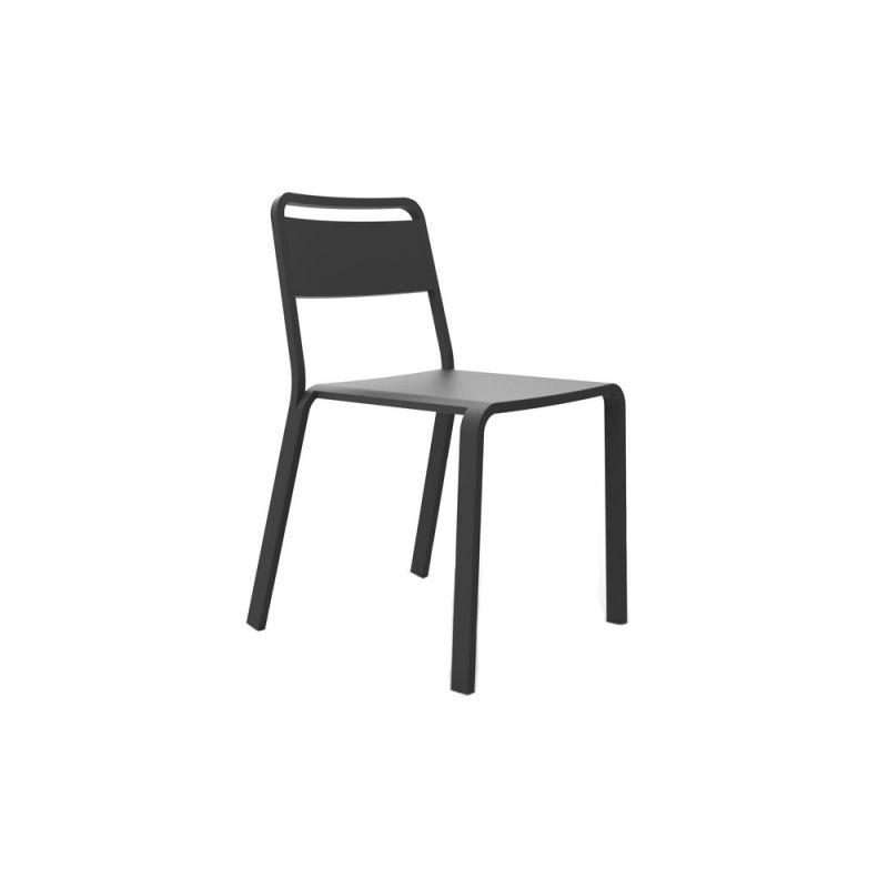 chaise exterieur aluminium cebu