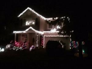 2011 Holiday Light - 2nd Place