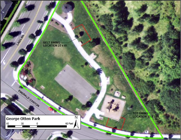 George W Otten Park Project