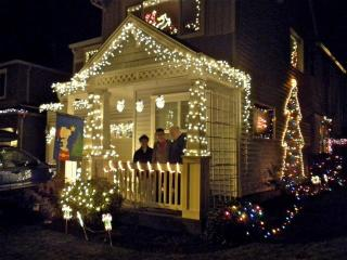 Holiday Light Winner 1st