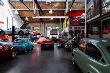 garage bedrijf
