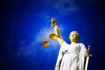 rechtspraak vrouwe justitia