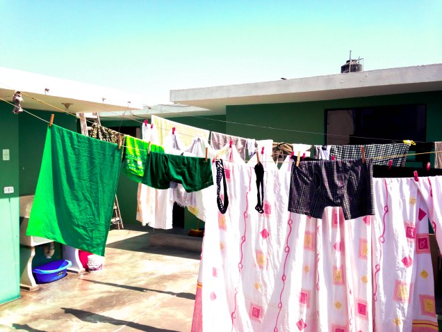 laundry, hang dry, arboursabroad