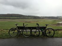 First run on our new bikes!!