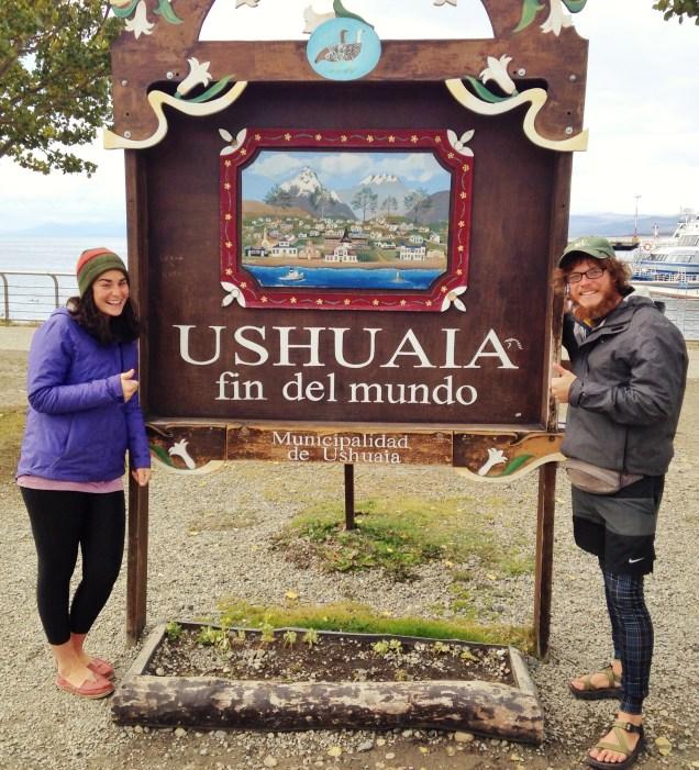 fin del mundo, Ushuaia, arboursabroad