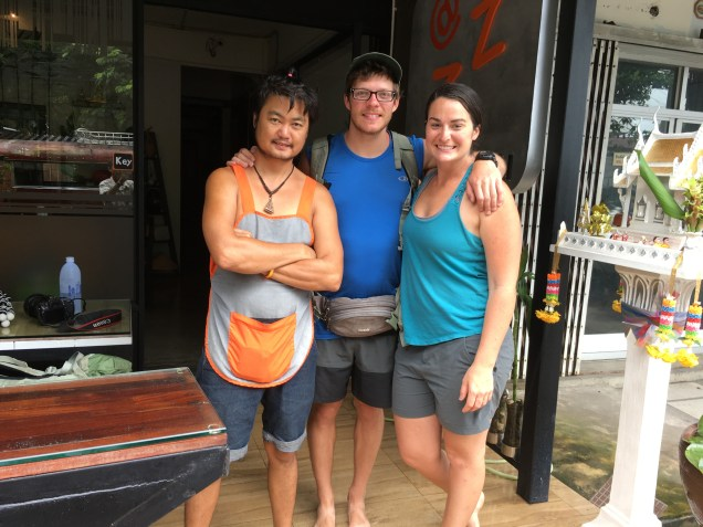 ZZ House, hostel, Chiang Mai, arboursabroad