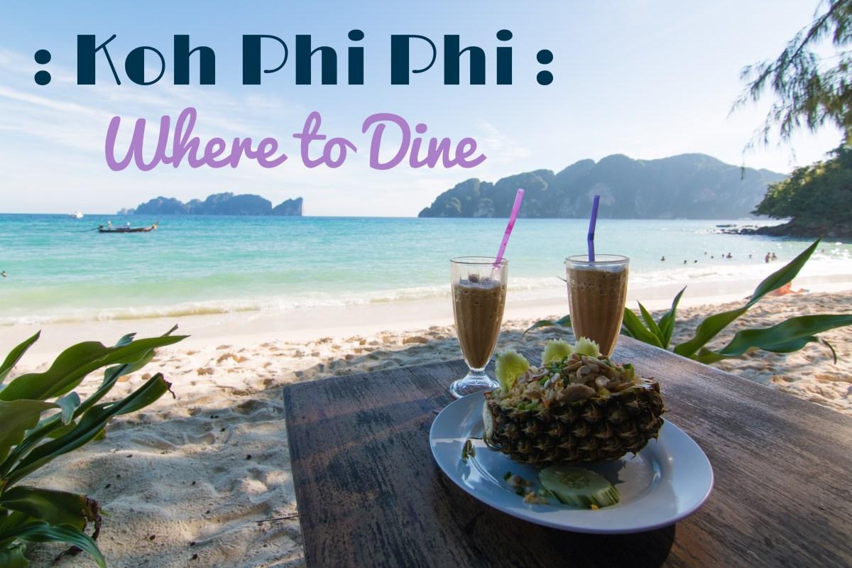 Koh Phi Phi Restaurants