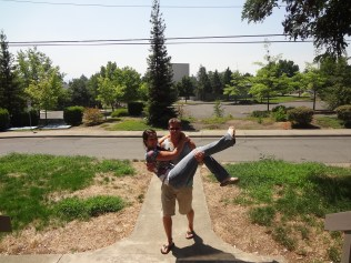 married life, arbours abroad, Grants Pass