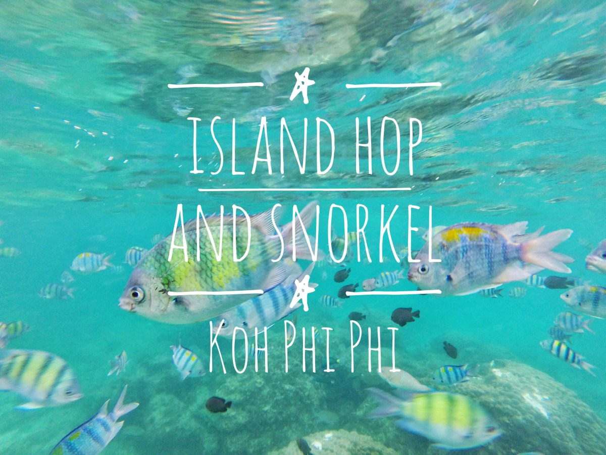 The Best Island Hopping from Koh Phi Phi
