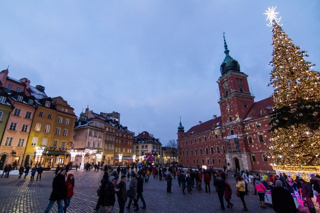 Old Town, Warsaw, Poland, arboursabroad