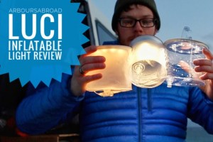 Gear Review : The MPowerd Luci Solar Light