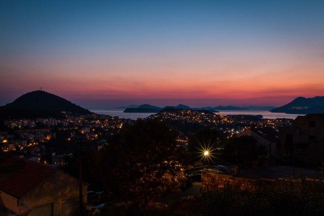 Croatia, Dubrovnik sunset, Dubrovnik, Croatia, Adriatic Sea, arboursabroad, Dubrovnik itinerary
