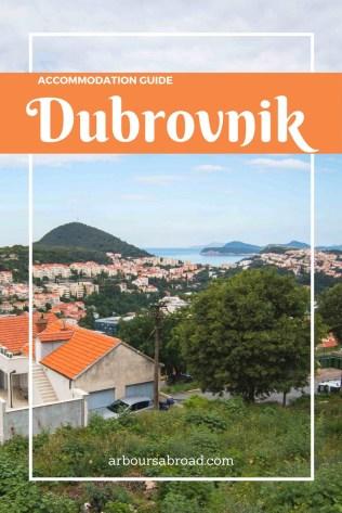 Dubrovnik Accommodation, Where to Stay in Dubrovnik, Croatia, Dalmatian Coast, arboursabroad