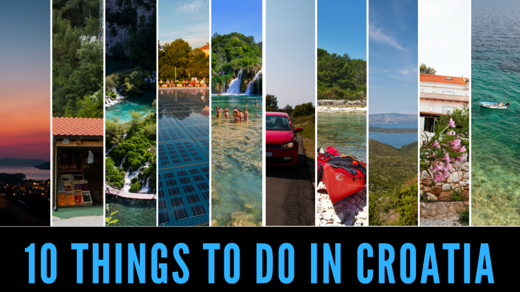 Croatia Travel Guide, things to do in Croatia, croatia must sees, arboursabroad