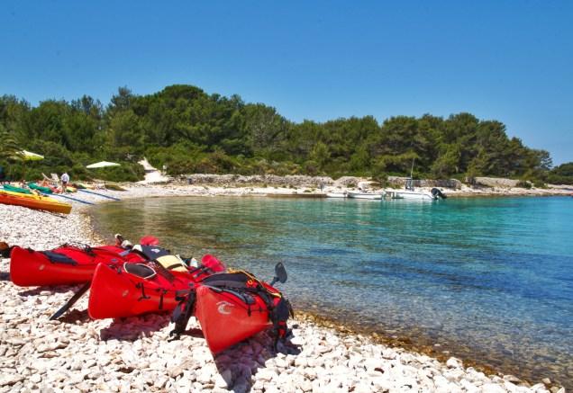 sea kayaking Croatia, &Adventure, sea kayak, Hvar, things to do Croatia, arboursabroad