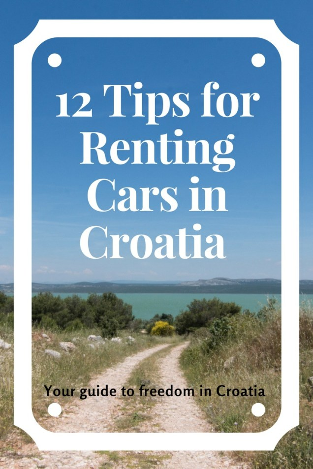 rental cars in Croatia, Croatia Rental cars, travel advice, Croatia, road trip, arboursabroad