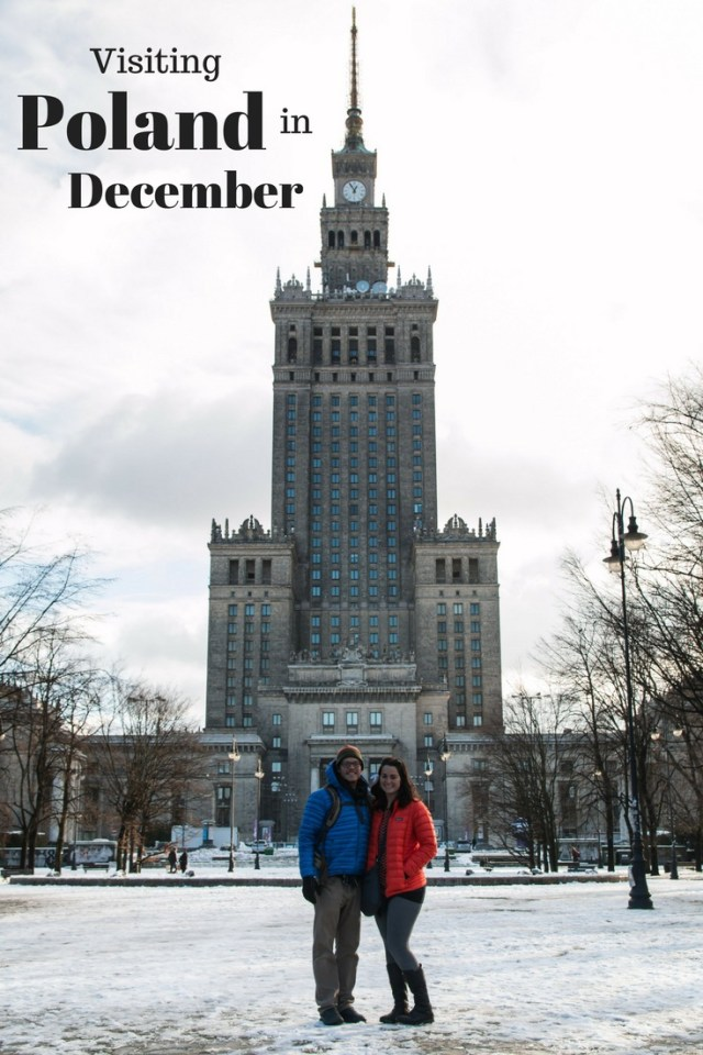 Poland in December, Palace of Culture and Science, Poland Travel Tips, arboursabroad