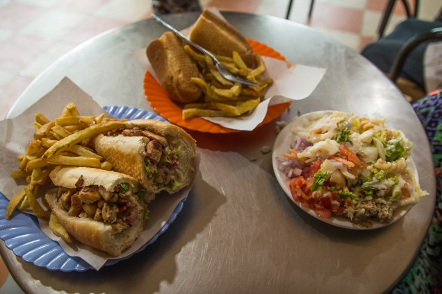 local food, sandwich on table, Moroccan food, Morocco Cuisine, arboursabroad