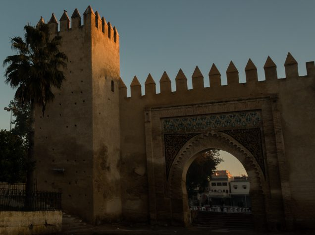 Fez city wall, visiting Fez, Morocco, arboursabroad