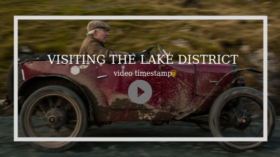 Lake District National Park, Vintage Car Rally, England, United Kingdom, Arboursabroad