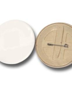 Goodies écologique badge en bioplastique biodégradable ARBRE A BULLES