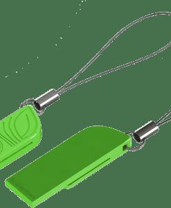 Clé USB écologique en bioplastique végétal