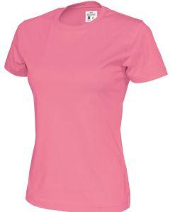 Tee shirt Femme 100% coton organique certifié Fairtrade