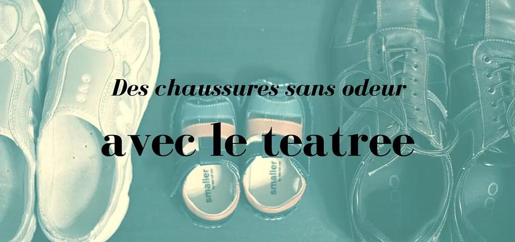 teatree + bicarbonate de soude