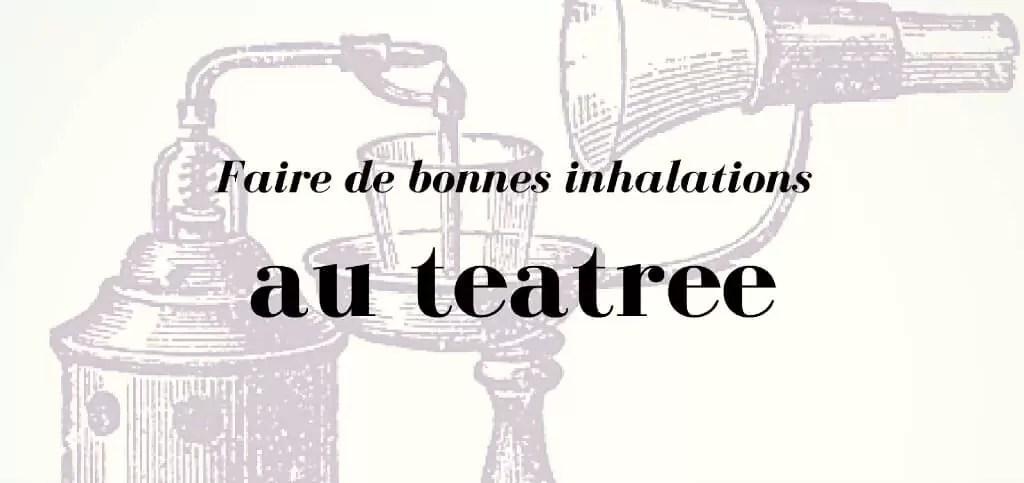 teatree inhalations