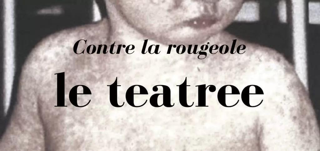 teatree rougeole