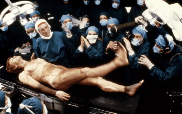 Britannia Hospital film still
